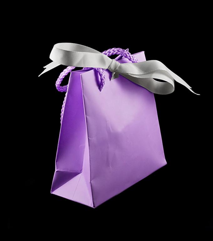 Подарочные пакеты в ленте антикварные ткани купить